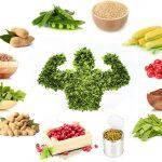 маркет вегетарианской еды